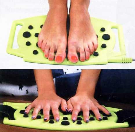 На ноги, руки и суставы