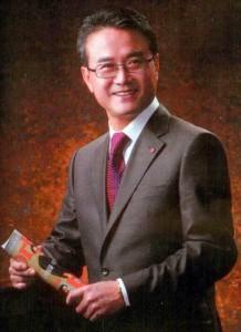 Президент компании Нуга Бест Чо Сынг Хен