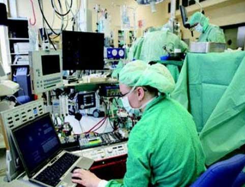 сфера IT медицины медоборудование