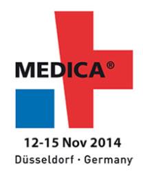 Выставка Медика 2014 в Германии в ноябре