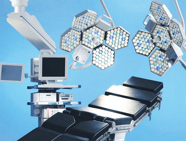 светодиодное освещение для медицины